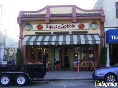 Squat & Gobble Cafe