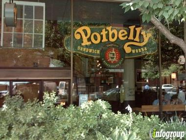 Potbelly Sandwich Shop - 17th &amp; Penn