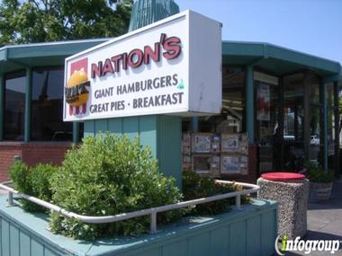 Nation's Giant Hamburgers