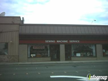 Sewing Machine Svc Co Inc