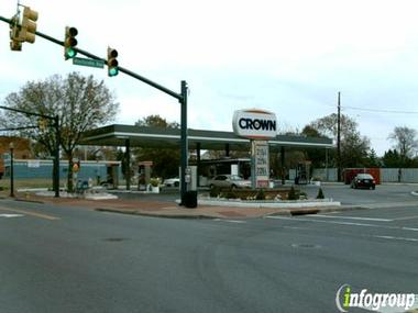 Annapolis Crown Gas Station
