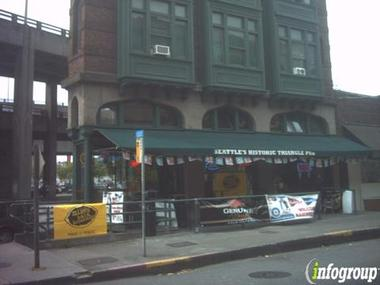 Seattle&#039;s Historic Triangle Pub