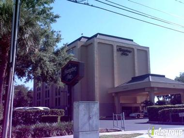 Hampton Inn Tampa-Int&#039;l Airport/westshore Tampa Hotels