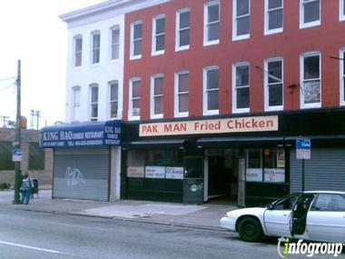 Pak Man Fried Chicken