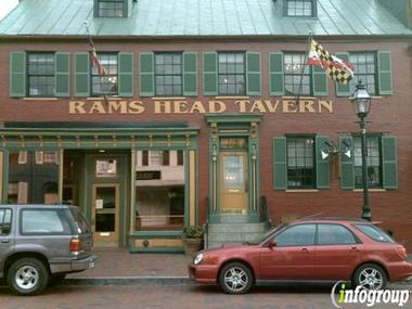 Ram&#039;s Head Tavern