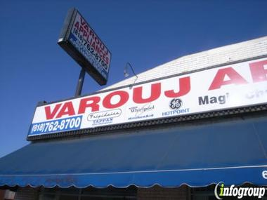 Varouj Appliances