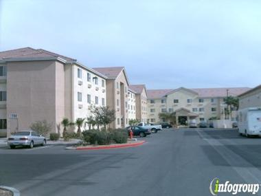 Crestwood Suites Las Vegas Boulevard
