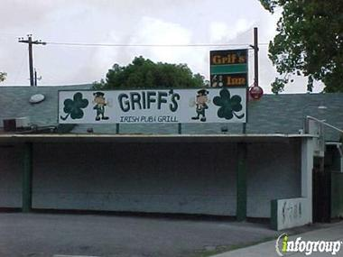 Griff's Shenanigans Cafe & Bar