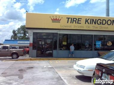 Tire Kingdom on Tire Kingdom   Tampa  Fl  33615 4106   Citysearch
