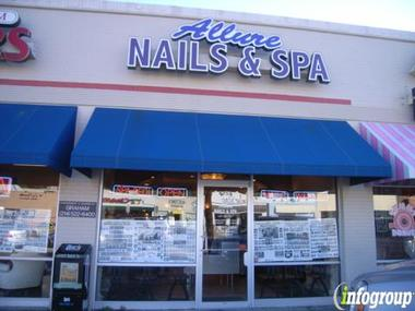 Allure Nail &amp; Spa