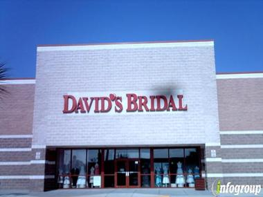 David's Bridal Alterations