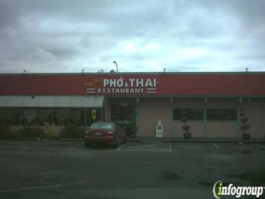 Best Pho &amp; Thai