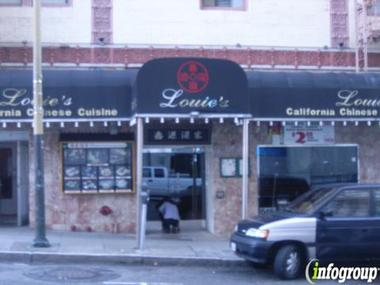 Louie's California Chinese