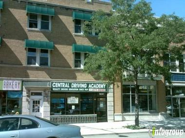 Central Driving Academy