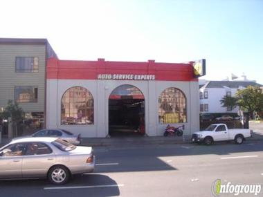Midas Auto Repair San Francisco Geary Blvd