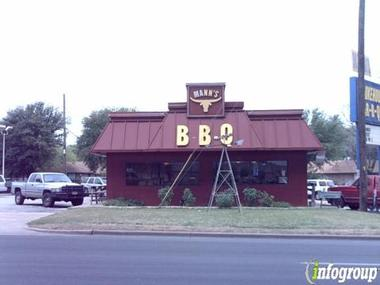 Mann's Smokehouse Bar-B-Q