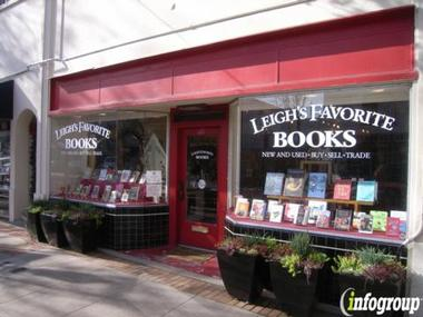 Leigh's Favorite Books