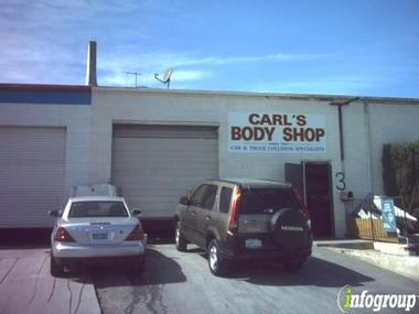 Carl's Body Shop