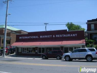 International Market & Rstrnt