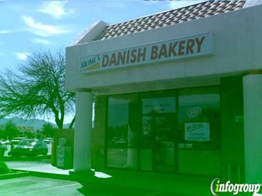 Mona&#039;s Danish Bakery