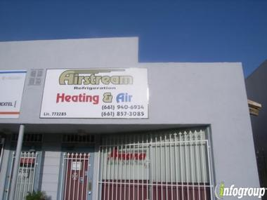 Airstream Heating &amp; Air Cond
