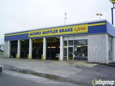 Monro Muffler Brake &amp; Svc