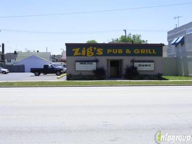 Zig&#039;s Pub &amp; Grill