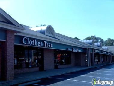 The Clothes Tree