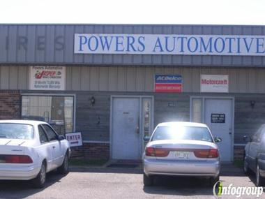 Powers Automotive