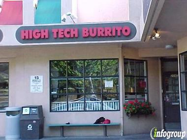 High Tech Burrito