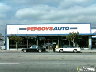 Pep Boys Automotive Supercenters