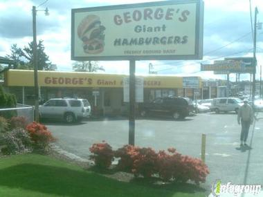 George's Giant Hamburger