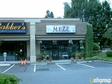 Meze The Mediterranean Deli