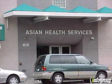 Lo, Susan S, Md - Asian Health Svc