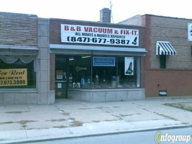 B & B Vacuum & Fix-It Shop