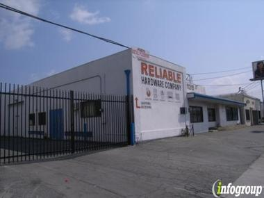 Reliable Hardware Co
