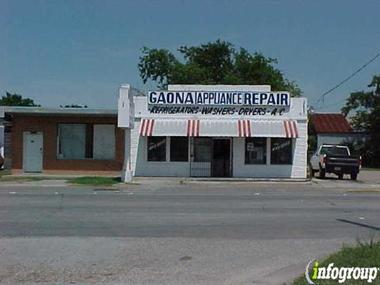 Gaona&#039;s Appliance Repair