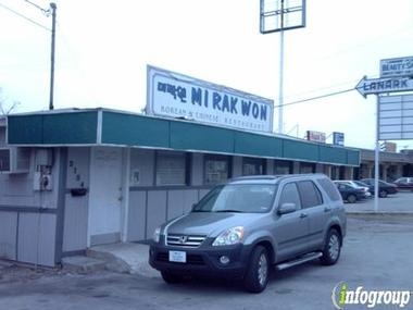 Mi Rak Won Restaurant
