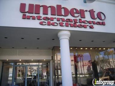 Umberto International Clothier