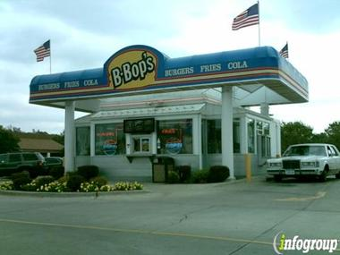 B-Bop's Burgers Fries Cola