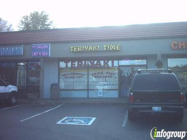 Teriyaki Time