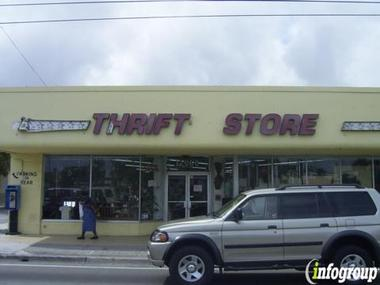 Community Family Thrift Store