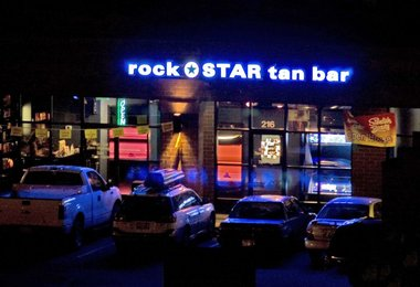 Rock Star Tan Bar
