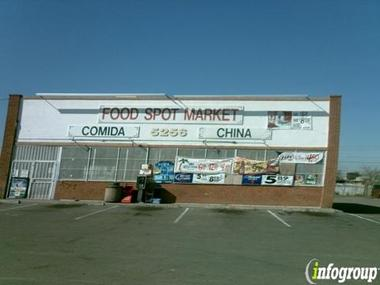 Food Spot Market &amp; Chinese