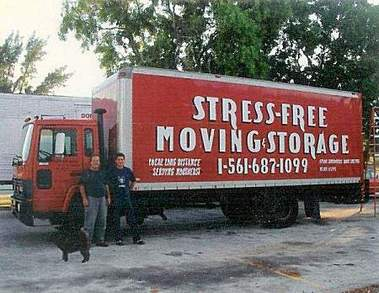 Stress-Free Moving & Storage