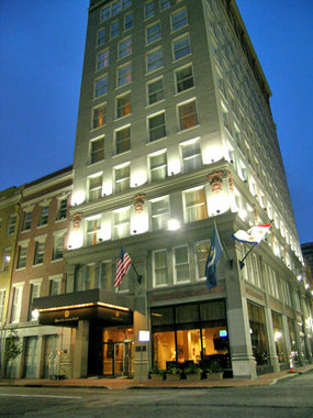 Queen And Crescent Hotel New Orleans New Orleans Hotels
