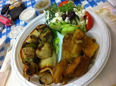 Papa Cristo&#039;s Catering &amp; Greek Taverna