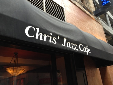 Chris&#039; Jazz Cafe