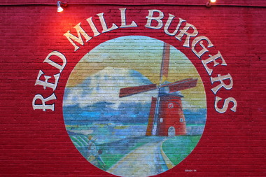 Red Mill Burgers Interbay