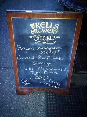 Kells Irish Pub &amp; Restaurant